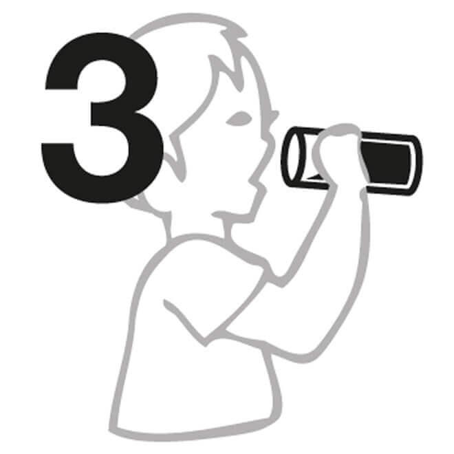 Manuel n° 3 pour Cuillère à café